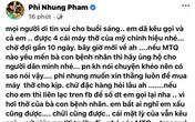 Sau nhiều ồn ào, Phi Nhung lên tiếng kêu gọi quyên góp chống dịch và khẳng định: 'Chửi cũng được, cái mặt lì của em vẫn kêu gọi'
