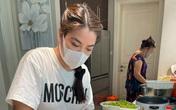 """Trương Ngọc Ánh: """"Bà nội bé Bảo Tiên ở Mỹ gửi ủng hộ nấu cơm cho bệnh viện"""""""