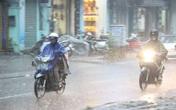 Chiều tối nay, Hà Nội có mưa dông