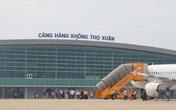 Thanh Hóa tạm dừng khai thác các đường bay đi, đến Cảng Hàng không Thọ Xuân