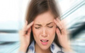 Khắc phục đau đầu, chóng mặt khi căng thẳng