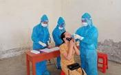 Hải Phòng lấy mẫu xét nghiệm COVID-19 cho thí sinh, giám thị tham gia kỳ thi tốt nghiệp THPT 2021 tại Vĩnh Bảo