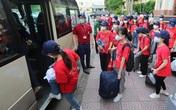 350 cán bộ, sinh viên Đại học Y Hà Nội vào Bình Dương chi viện chống dịch