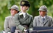 Dân mạng phát sốt trước vẻ ngoài đáng yêu của cháu gái Nữ hoàng Anh