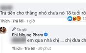 Liên tục bị netizen nhắc nhở chuyện 'ỉm' tiền cát xê của Hồ Văn Cường, Phi Nhung đích thân đáp trả nhưng lại gây tranh cãi vì điều này