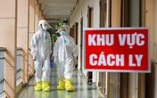 Dừng điểm thi do phát hiện thí sinh nghi dương tính với SARS-CoV-2