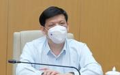 Bộ trưởng Bộ Y tế: Huy động 10.000 cán bộ, nhân viên y tế hỗ trợ TP HCM chống dịch
