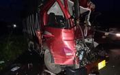 Tài xế ôtô tử vong khi tông vào xe tải dừng ven quốc lộ