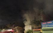 Cháy nhà trên đường Phan Văn Trị, TP.HCM