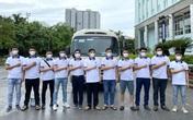 Bệnh viện K tiếp tục xuất quân chi viện miền Nam điều trị bệnh nhân COVID-19 nặng
