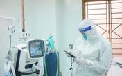 Hình ảnh trong khu điều trị sản phụ COVID-19 nặng tại Bệnh viện Hùng Vương