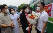 Gần 260 thầy thuốc giỏi tiếp tục chi viện miền Nam chống dịch, điều trị bệnh nhân nặng