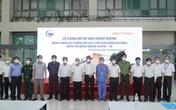 Bình Dương: Bệnh viện dã chiến hồi sức cấp cứu bệnh nhân COVID-19 chính thức đưa vào hoạt động