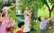 Thích mê hoạt động của nhóc tỳ nhà Ốc Thanh Vân trong những ngày giãn cách