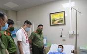 Giám đốc CA Hà Nội chỉ đạo xử lý nghiêm vụ 'giật' Đại uý công an ngã gãy xương