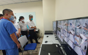 Bình Dương: Trung tâm Hồi sức COVID-19 với 437 giường cho bệnh nhân nặng đi vào hoạt động sau 6 ngày thiết lập