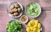 Mâm cơm mùa giãn cách chỉ 3 món đảm bảo hấp dẫn mà nấu cực nhanh