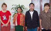 Bắt 4 đối tượng lừa bán phụ nữ sang Trung Quốc