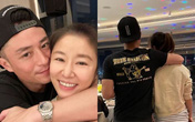Đập tan tin đồn ly hôn, vợ chồng Lâm Tâm Như bên nhau ngày Thất tịch