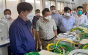Bộ trưởng Nguyễn Thanh Long kiểm tra 3 Trung tâm Hồi sức tích cực của Bộ Y tế tại TP.HCM