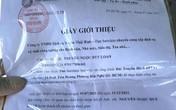 TP.HCM: Công an phát hiện nhiều giấy xác nhận giả, giấy đi đường không có thời hạn