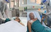 Xúc động câu chuyện cụ bà 71 tuổi mắc COVID-19 ở Hà Nội xin nhường máy thở cho chồng