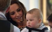 Công nương Kate từng nhờ Nữ hoàng giúp đỡ khi nuôi George