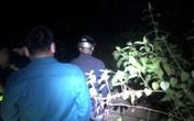 Giải cứu người đàn ông bị mắc kẹt trên vách núi khi cháy rừng