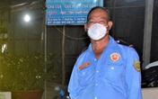 Bác bảo vệ thất nghiệp, đạp xe 3 ngày từ TPHCM về Sóc Trăng tránh dịch
