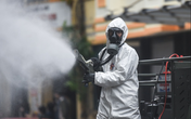Bộ Y tế: Không phun hóa chất, chế phẩm diệt virus SARS-CoV-2 khu vực ngoài trời hay vào người