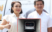 Cận cảnh xe cứu thương 2,5 tỷ Việt Hương tặng ông Đoàn Ngọc Hải