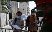 Hà Nội xử phạt hơn 1.000 trường hợp vi phạm trong ngày thứ 9 giãn cách xã hội
