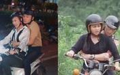 """Mạnh Trường, Việt Anh cùng ngồi sau xe """"crush"""" nhưng... có điểm khác biệt lớn"""