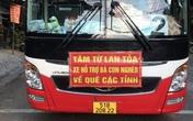 TP.HCM: Nữ tài xế không có bằng lái đưa 4 người về quê trái phép