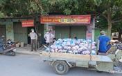 Tăng thời gian giãn cách xã hội, Hà Nội sắp có nhiều điểm bán hàng bằng xe buýt lưu động