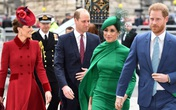 Vợ chồng Meghan Markle và Hoàng tử Harry tiếp tục gặp xui xẻo, William và Kate có hành động giúp đỡ