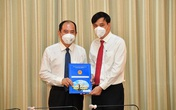 PGS.TS Tăng Chí Thượng làm Giám đốc Sở Y tế TP.HCM