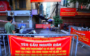 Hà Nội thêm 33 ca COVID-19 mới, ổ dịch nóng nhất quận Thanh Xuân có 13 ca