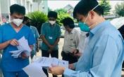 Bộ trưởng Bộ Y tế: Tăng cường hoạt động các trạm y tế lưu động tại Bình Dương