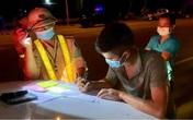 Nghệ An: Xử phạt tài xế lợi dụng xe cứu thương để vận chuyển khách chui