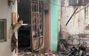 Cháy lớn ở TP.HCM, một người tử vong
