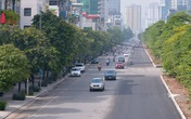 Lộ diện hình ảnh mới lạ của tuyến đường Liễu Giai - Văn Cao sau mở rộng