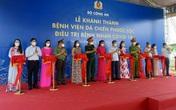 TP.HCM khánh thành Bệnh viện dã chiến Phước Lộc