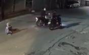 Lời kể sợ hãi của nữ công nhân môi trường bị 4 tên cướp vây giữa đêm cướp chiếc xe máy cũ