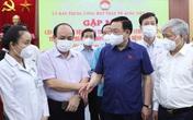 Hàng nghìn thầy thuốc Trung ương chi viện miền Nam chống dịch: Mệnh lệnh từ trái tim