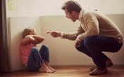 Cha mẹ không nên mắng trẻ vào thời điểm này kẻo phản tác dụng