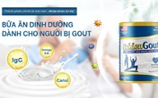 Golden Gout – Sản phẩm dinh dưỡng phù hợp cho người bệnh gout