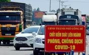 Quảng Ninh: TP Uông Bí tạm dừng tiếp nhận người và phương tiện qua chốt kiểm soát dịch cầu Đá Bạc