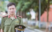 Một chiến sĩ công an hi sinh khi đang làm nhiệm vụ chống dịch vì tai nạn giao thông