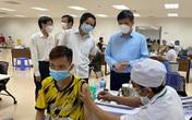 Bộ trưởng Bộ Y tế: Tiêm vaccine COVID-19 cuốn chiếu để tạo vùng xanh an toàn khu vực bùng phát dịch
